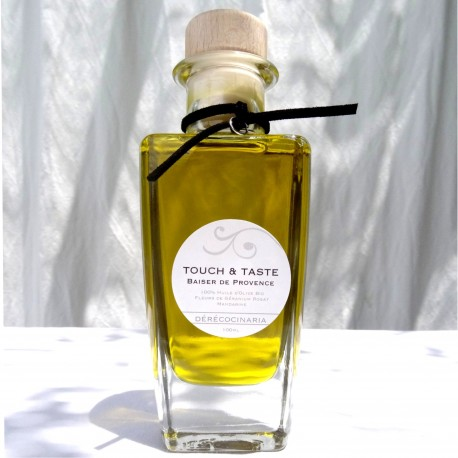 Cosmétique Bio - Baiser de Provence - Soin Naturel à l'Huile d'Olive
