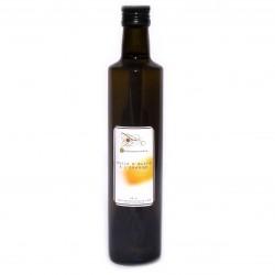 Huile d'Olive Vierge Extra Aromatisée à l'Orange