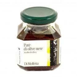 Pâte d'Olive Noire Italienne