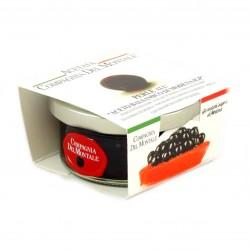 Perles de Vinaigre Balsamique - IGP Modène Italie - Sans colorant , ni Caramélisant