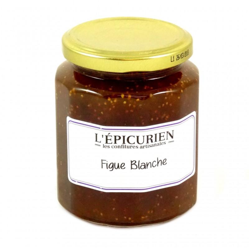Derecocinaria confiture figue blanche - Confiture de figues blanches ...