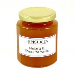 Confiture Melon Gousse Vanille