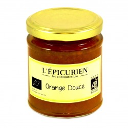 Confiture d'Orange Douce BIO