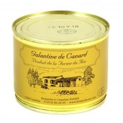 Galantine de Canard