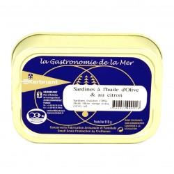 Sardines Artisanales & Citron