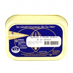 Sardines Artisanales & Piment