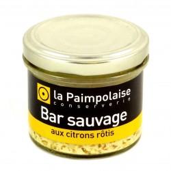 Bar Sauvage Citrons Rôtis