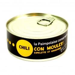 Chili Con Moules Espelettes Gingembre