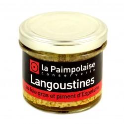 Langoustines Foie Gras & Espelette