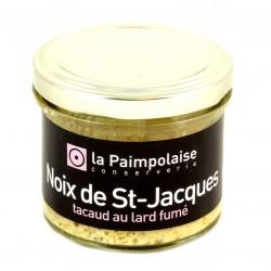 Noix de St.Jacques Tacaud & Lard