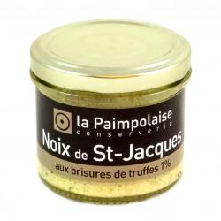 Noix St.Jacques Brisures de Truffes