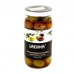Olives Grecs Piquantes