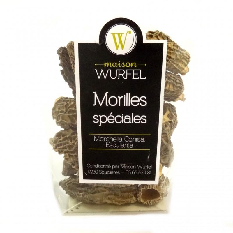 Morilles s ch es le comptoir de l 39 huile d 39 olive - Cuisiner les morilles sechees ...