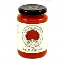 Sauce de Tomate Poivrons - BIO