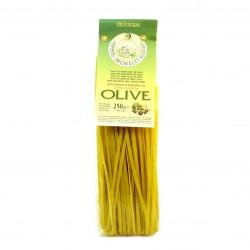 Pâtes Artisanales Fettucine - Olive
