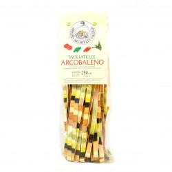 Pâtes Artisanales Tagliatelle - Arcobaleno