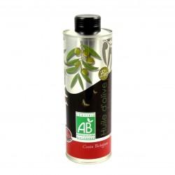 Huile d'Olive Fruité Noir BIO - Provence