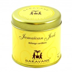 Jamaïcan Jerk