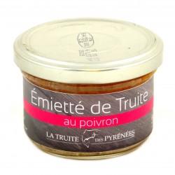 Truite des Pyrénées Poivrons