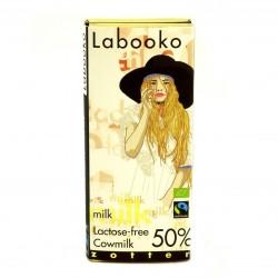 Chocolat au Lait Sans Lactose - BIO