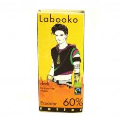 Chocolat Equateur 60% - BIO