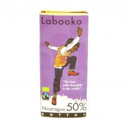 Chocolat au Lait Nicaragua 50% - BIO