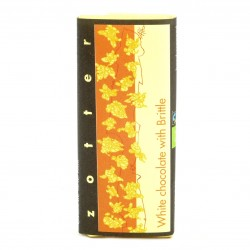 Chocolat Blanc Crunch - BIO
