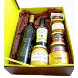 Coffret Cadeau Gourmet de Luxe