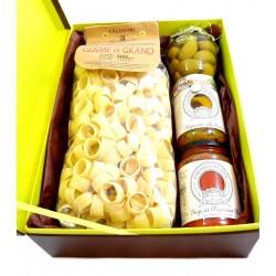 Coffret Cadeau Italien Calamari