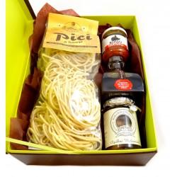 Coffret Cadeau Italien Pici