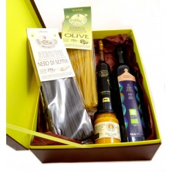 Coffret Cadeau Italien Linguine