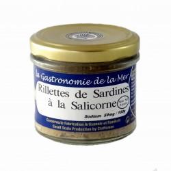 Rillettes de Sardines Salicorne