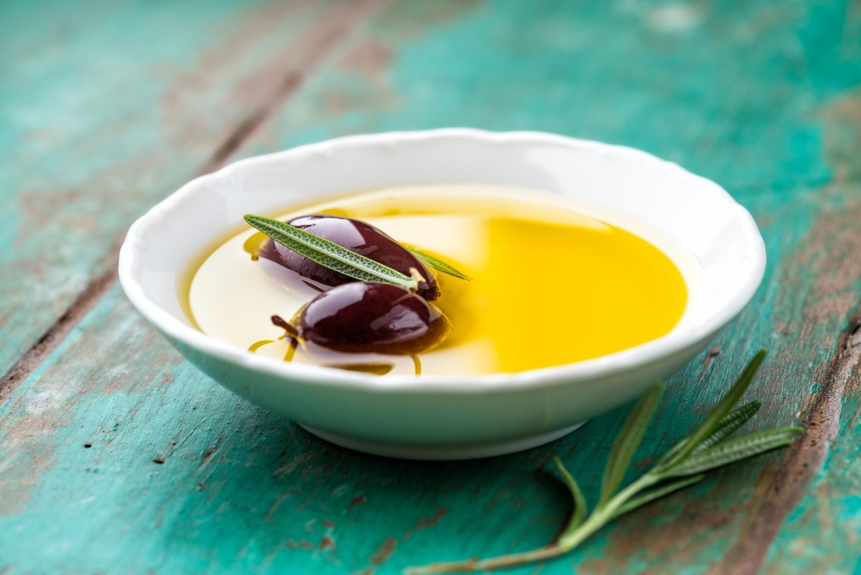 Olivenöle aus der französischen Gastronomie